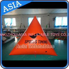 China Inflatable Promoting Buoy , Inflatable Swim Buoys For Ocean Or Lake factory