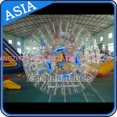 China Outdoor Commercial Grade Inflatable Grass Zorb Ball , Inflatable Zorb Ball factory