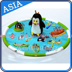 Amusement Inflatable Water Park , Inflatable Water Sports Park , Inflatable Water Products
