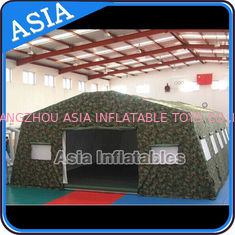 China Large Inflatable Tents and Durable Inflatable Military Tent, Inflatable Air Tent supplier