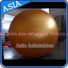 China Inflatable Helium Balloons Golden Round ,  Blank Sphere Ball , Cartoon Character factory