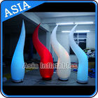 China Outdoor and Indoor LED Lighted Custom Inflatable Yard Decoration factory