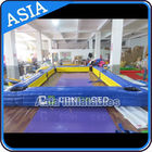 China Custom Inflatable Snooker Ball Games Inflatable Billiards Table Sport Games factory