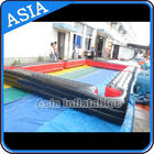 China Simple Inflatable Sports Games Inflatable Billiards And Soccer Football Games factory