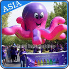 China Advertising Inflatable Octopus / Octopus Flying Customized Ball factory