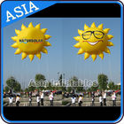 China Inflatable Sun Helium Balloon And Blimps Customized  0.18mm PVC factory