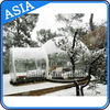 China Waterproof Inflatable Snow Globe For Advertisement With Fake Snow factory