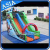 China Ice Age Inflatable Slide Rental Double Water Slide For Ice Age Film Fans factory