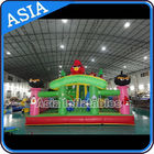 China Inflatable Angry Bird Bouncer Slide Palyground / Inflatable Angry Bird Jumping Bouner Castle Combo factory