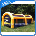 China High Durability Large Inflatable Tents Paintball Arena Long Lifetime factory