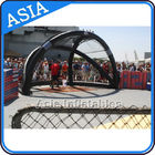 China Baseball Batting Backstop Large Inflatable Tents For Street Performance factory