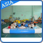 China 6 Person Floating Island / Inflatable Island Rafts For River and Ocean factory