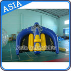 0.9mm PVC Tarpaulin Inflatable Flying Manta Ray / Fly Fish Inflatable Water Parks supplier
