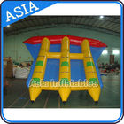 China 0.9mm PVC Tarpaulin Waterproof Towable Inflatables Water Sports factory