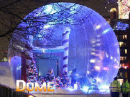 China Beautiful Christmas Inflatable Snow Globe For Party Decoration company