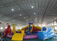Sports Equipment Inflatable Water Park , Amusement Inflatable Water Park Equipment supplier