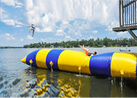 China Water Parks Sports Games , Inflatable Airtight Water Blob for Water Games factory