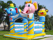 Fantasy Inflatable Bouncy Castles ,Inflatable Amusement Park For Children supplier
