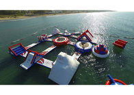 Good Quality Inflatable Water Park & 20x20m Outdoor Sea Inflatable Water Parks for Amusement Park on sale