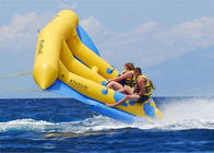 China Inflatable Fly Fishing/ Banana Boat /Water Floating Water Fun Ride For 6 Riders company