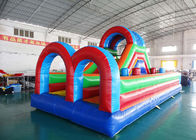 Outdoor Inflatable Sports Games, Inflatable Obstacle Course Games supplier
