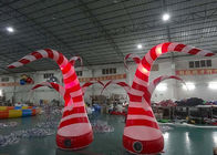 China Beauty Inflatable Tentacle With Led Lighting For Party / Stage / Room Decoration company