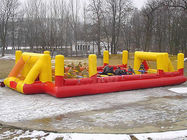 sports games Inflatable Soccer Field  supplier