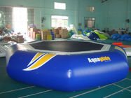China Takeoff Towable And Inflatable Water Trampoline For Water Sports Games company