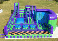 Durable 0.55mm PVC Inflatable Fun Park For Child Leadfree Water Resistant supplier
