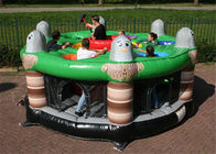 School Training Inflatable Sports Games / Blow Up Whack A Mole supplier