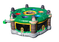 Outdoor And Indoor Inflatable Sport Games For Interactive Fun Customized Size supplier