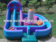 China Inflatable Mini bouncer 6mLx6mWx3.3mH company