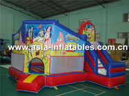 China Inflatable princess mini bouncy castle company