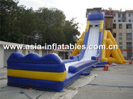 China Giant Inflatable Water Slide For Aqutic Park In Summer company