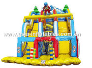 Outdoor Inflatable Slide For Children Park Rental Games supplier