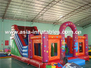 China Sell inflatable combo, inflatable fun city, inflatable playgrounds factory price company