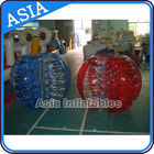 Commercial Funny Inflatable Body Zorbing Bumper 1.2m For Children Sport supplier