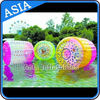 China Funny Colorful Water Inflatable Roller with Factory Price company