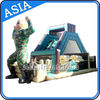 China Inflatable boot camp obstacle course challenge / boot camp inflatable obstacle course factory