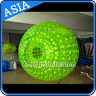 China Colorful Inflatable Zorb Ball , PVC / TPU Customized Ball for Sports Entertainment factory