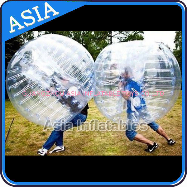 Full color PVC , Inflatable Bumper Ball , adult bubble soccer 1.5m , body zorb , human bubble football supplier