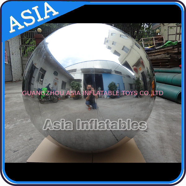 Fashion Show Inflatable Advertising Balloons With Reflect Effect for Decoration supplier