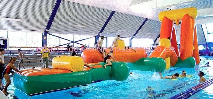 Inflatable Aqua Challenging Sports Inflatable Water