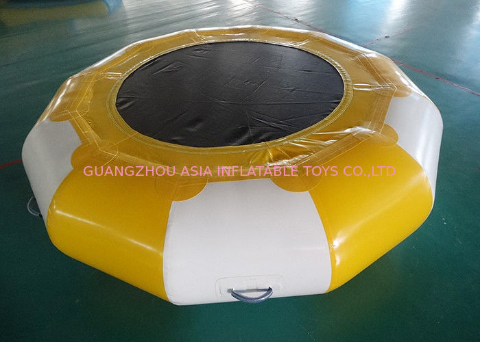 Inflatable Water Bounce , Inflatable Water Park Entertainment Sports supplier
