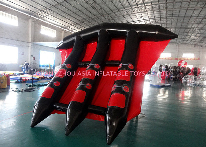 Customized Logo Towable Inflatables / Inflatable Flying Fish