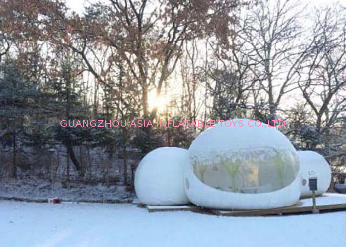 OEM PVC Inflatable Camping Bubble Tent Lodge for Wholesale