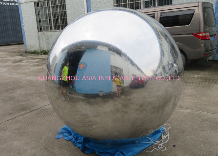 Charming Advertising Inflatables Mirror Balloon For Event / Mirror Party Balloon supplier