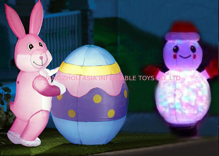 Low Price Custom Inflatable Animals With Led Lighting For Decoration supplier