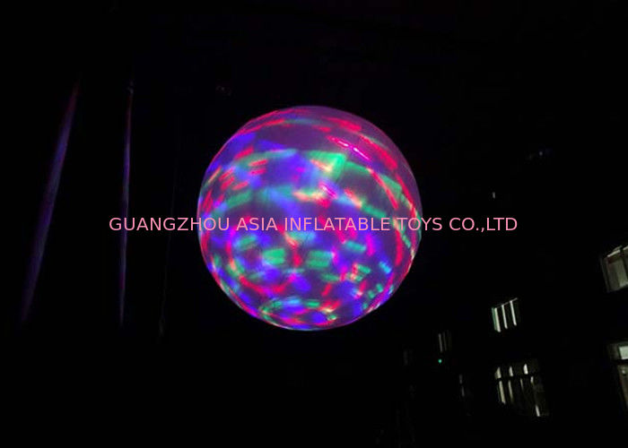 LED Inflatable Lighting Decoration Balloon Products for Events supplier