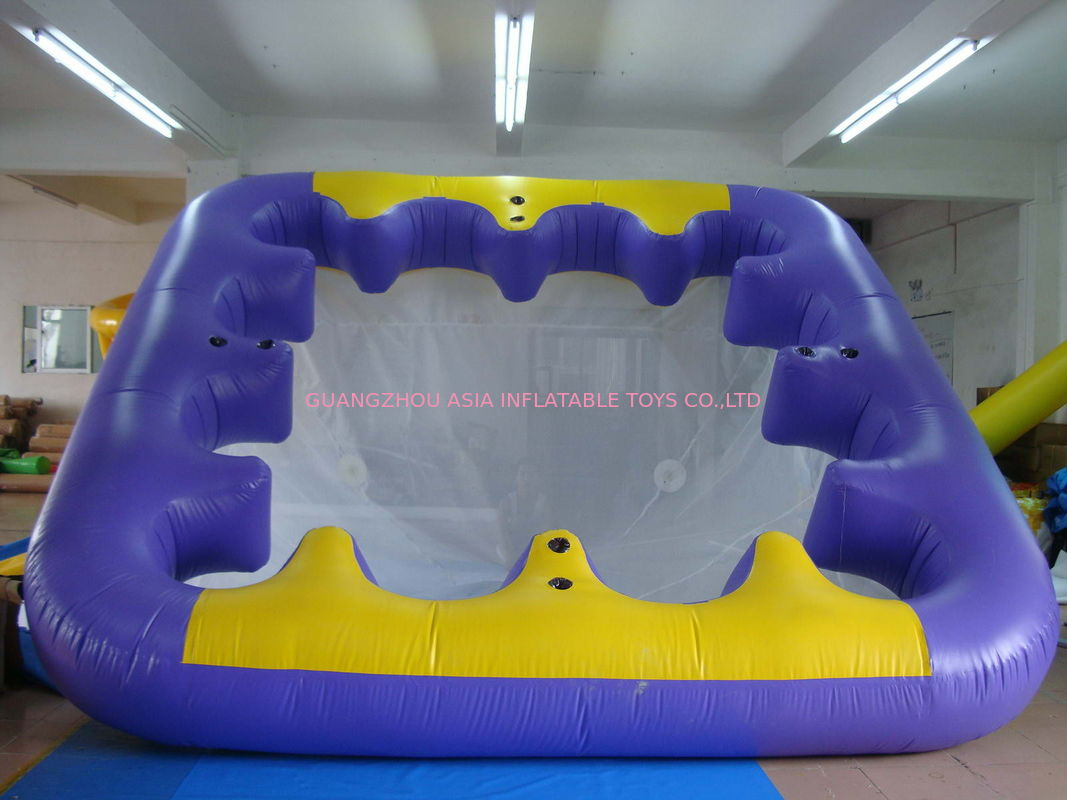 Fire Retardant 12 Person Floating Island For Mobile Conference Room supplier
